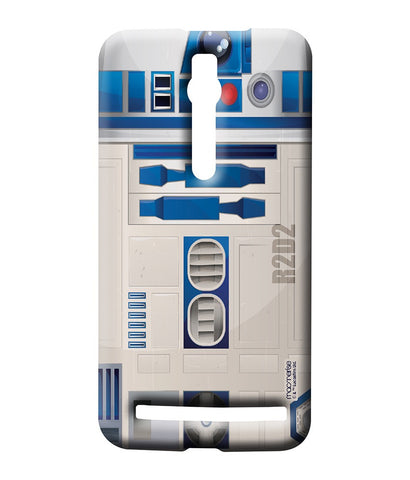 Attire R2D2 - Sublime Case for Asus Zenfone 2 - Posterboy