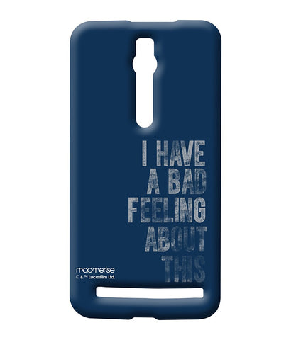 Bad Feeling - Sublime Case for Asus Zenfone 2 - Posterboy