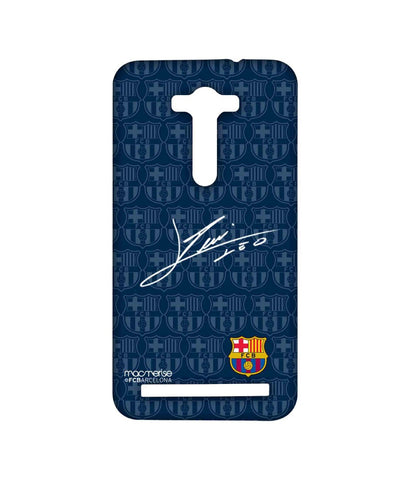 Autograph Messi - Sublime Case for Asus Zenfone 2 Laser ZE550KL - Posterboy