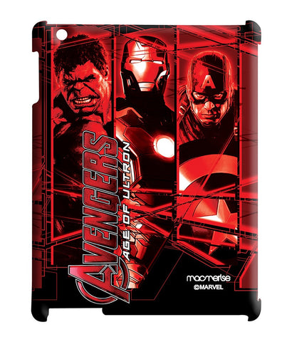 Age of Ultron - Pro case for iPad 2/3/4 - Posterboy