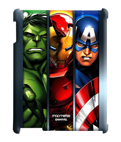 Avengers Angst - Pro case for iPad 2/3/4 - Posterboy