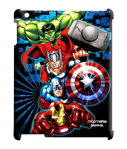 Avengers Fury - Pro case for iPad 2/3/4 - Posterboy