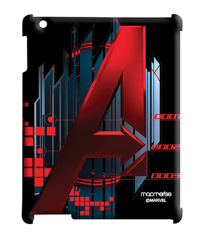Avengers Logo - Pro case for iPad 2/3/4 - Posterboy