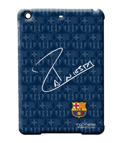 Autograph Iniesta - Pro Case for iPad Air - Posterboy