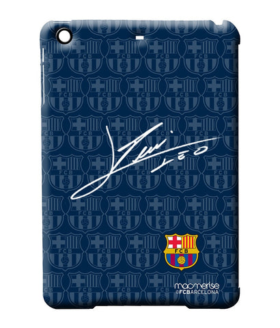 Autograph Messi - Pro Case for iPad Air - Posterboy