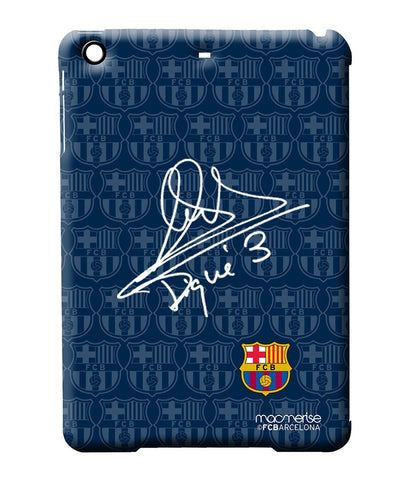 Autograph Pique - Pro Case for iPad Air - Posterboy