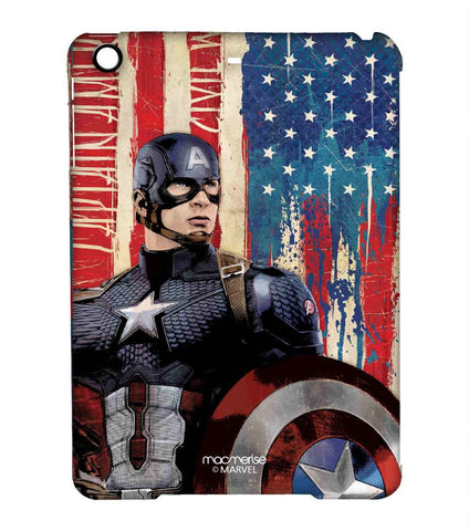 American Captain - Pro Case for iPad Mini 4 - Posterboy