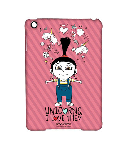 Agnes Unicorn Love - Pro Case for iPad Mini 1/2/3 - Posterboy