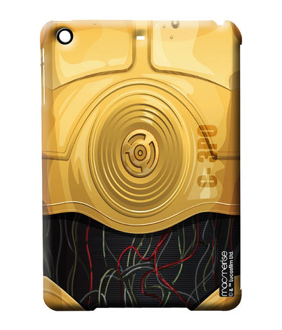 Attire C3PO - Pro Case for iPad Air - Posterboy
