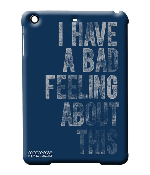 Bad Feeling - Pro Case for iPad Air - Posterboy