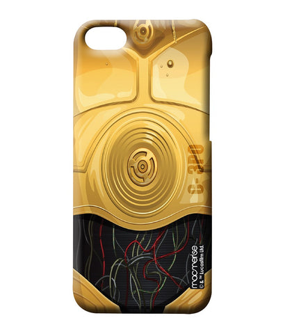 Attire C3PO- Sublime Case for iPhone 4/4S - Posterboy