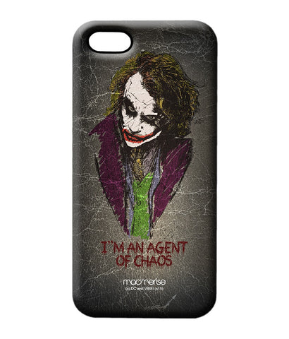 Agent of Chaos - Pro case for iPhone 5/5S - Posterboy