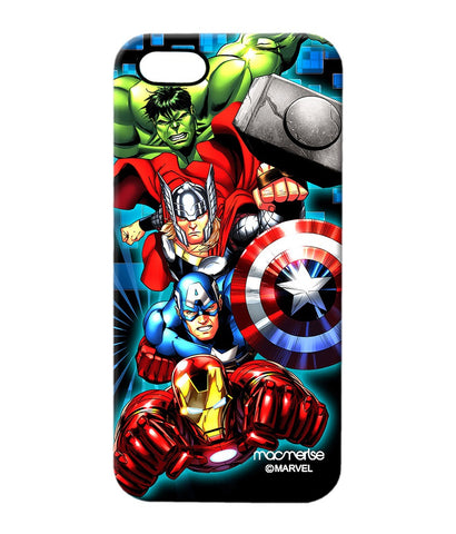 Avengers Fury - Pro case for iPhone 5/5S - Posterboy