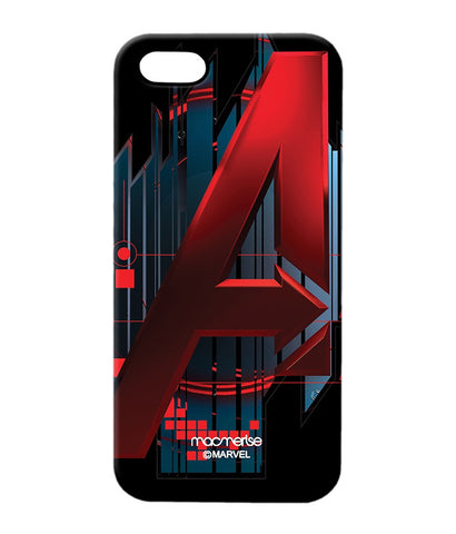 Avengers Logo - Pro case for iPhone 5/5S - Posterboy