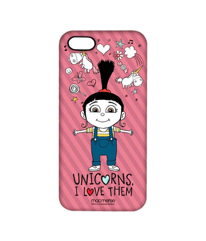 Agnes Unicorn Love - Pro Case for iPhone 5/5S - Posterboy
