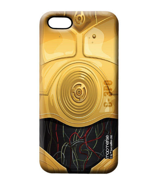 Attire C3PO - Pro Case for iPhone 5/5S - Posterboy