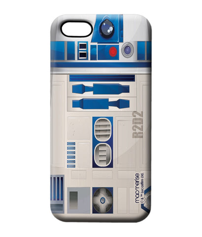 Attire R2D2 - Pro Case for iPhone 5/5S - Posterboy