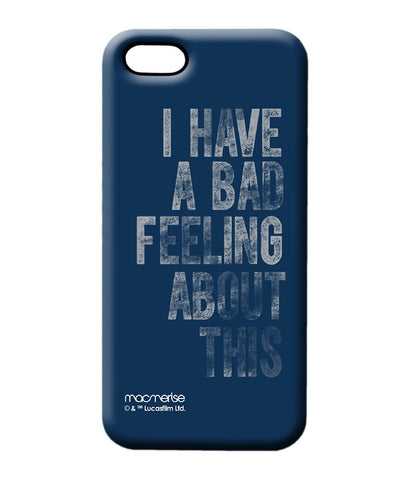 Bad Feeling - Pro Case for iPhone 5/5S - Posterboy