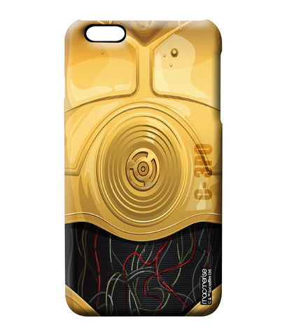 Attire C3PO - Pro Case for iPhone 6S Plus - Posterboy