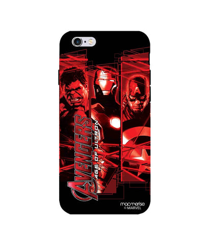 Age of Ultron - Tough Case for iPhone 6S Plus - Posterboy