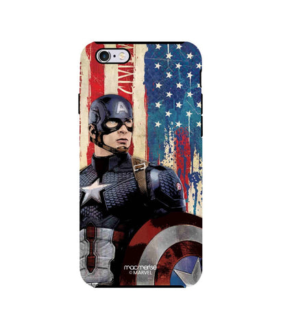 American Captain - Tough Case for iPhone 6S Plus - Posterboy