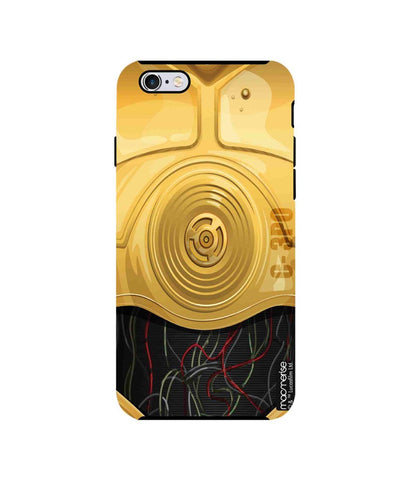 Attire C3PO - Tough Case for iPhone 6S Plus - Posterboy