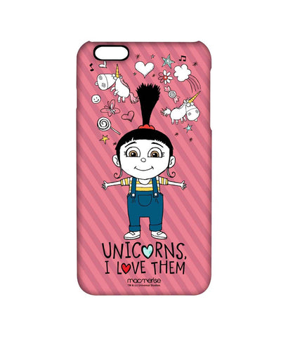 Agnes Unicorn Love - Pro Case for iPhone 6S Plus - Posterboy
