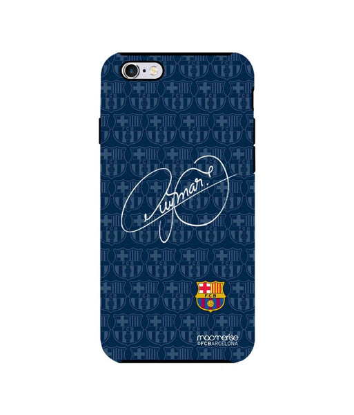Autograph Neymar - Tough Case for iPhone 6 - Posterboy