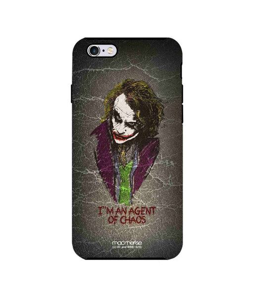 Agent of Chaos - Tough Case for iPhone 6 - Posterboy