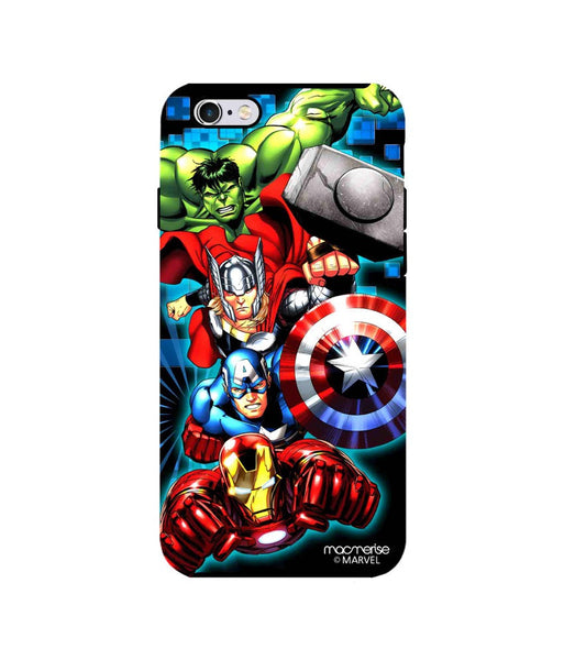 Avengers Fury - Tough Case for iPhone 6 - Posterboy