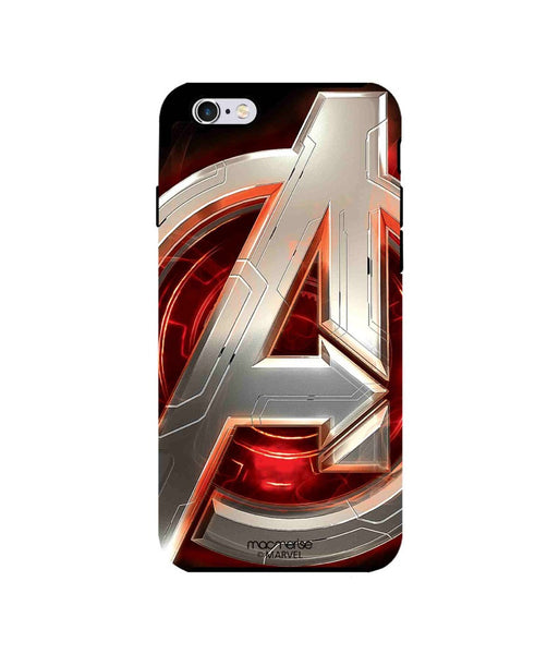 Avengers Version 2 - Tough Case for iPhone 6 - Posterboy