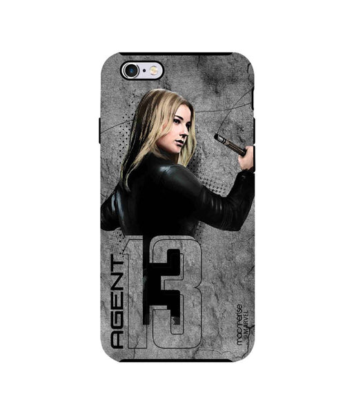 Agent 13 - Tough Case for iPhone 6S - Posterboy