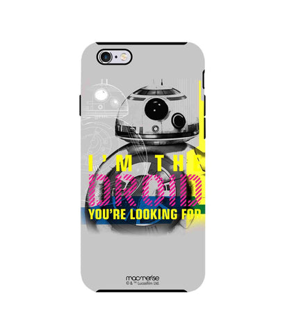 Astromech Droid - Tough Case for iPhone 6S - Posterboy