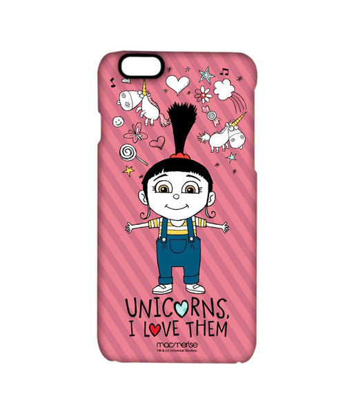 Agnes Unicorn Love - Pro Case for iPhone 6S - Posterboy
