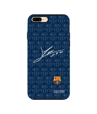Autograph Messi - Tough Case for iPhone 7 Plus - Posterboy