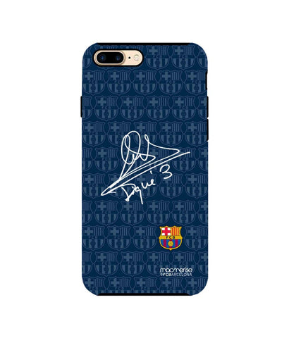Autograph Pique - Tough Case for iPhone 7 Plus - Posterboy