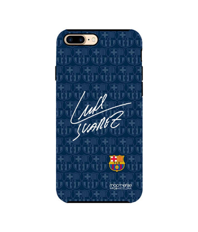 Autograph Suarez - Tough Case for iPhone 7 Plus - Posterboy