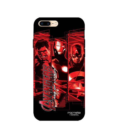 Age of Ultron - Tough Case for iPhone 7 Plus - Posterboy