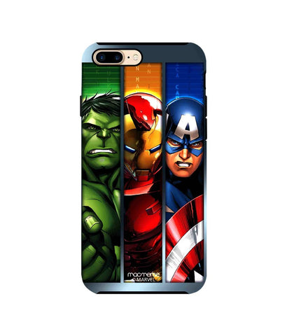 Avengers Angst - Tough Case for iPhone 7 Plus - Posterboy