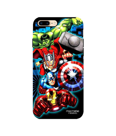 Avengers Fury - Tough Case for iPhone 7 Plus - Posterboy