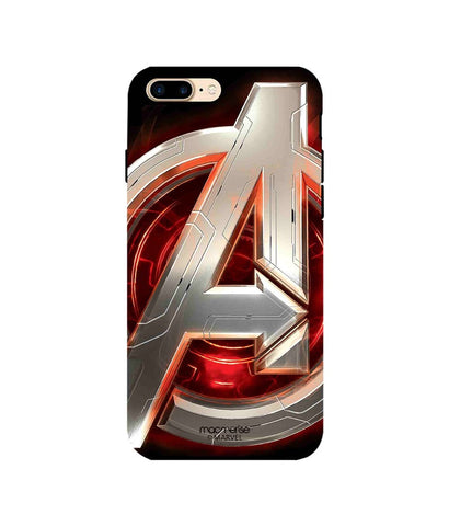 Avengers Version 2 - Tough Case for iPhone 7 Plus - Posterboy