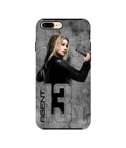 Agent 13 - Tough Case for iPhone 7 Plus - Posterboy