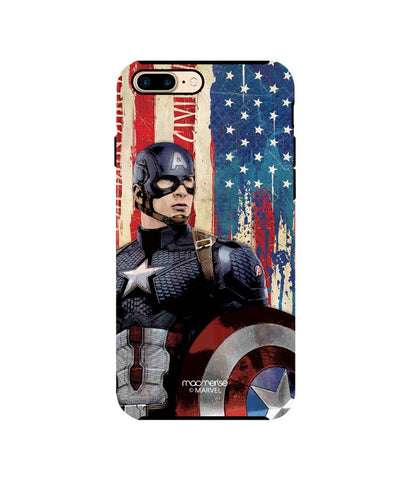 American Captain - Tough Case for iPhone 7 Plus - Posterboy