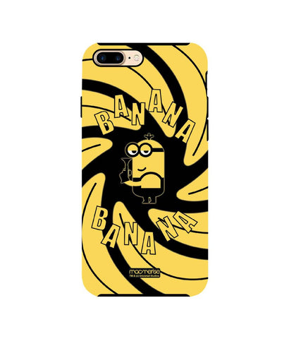 Banana Twirl - Tough Case for iPhone 7 Plus - Posterboy
