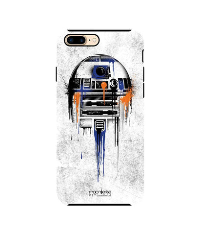 Astro Droid - Tough Case for iPhone 7 Plus - Posterboy