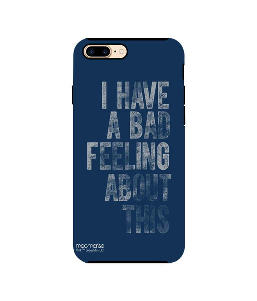 Bad Feeling - Tough Case for iPhone 7 Plus - Posterboy