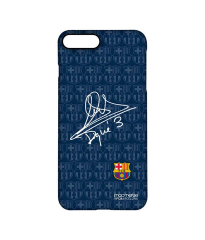 Autograph Pique - Pro Case for iPhone 7 Plus - Posterboy