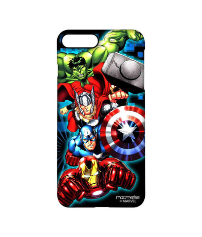 Avengers Fury - Pro case for iPhone 7 Plus - Posterboy