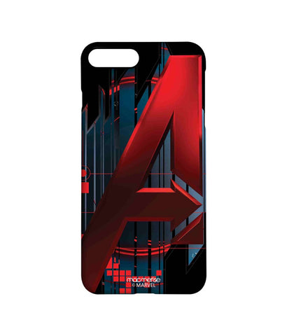 Avengers Logo - Pro case for iPhone 7 Plus - Posterboy