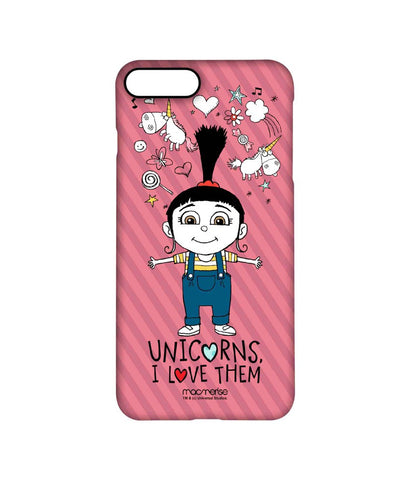 Agnes Unicorn Love - Pro Case for iPhone 7 Plus - Posterboy